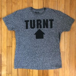 Univibe Turnt Graphic T-Shirt {PP}